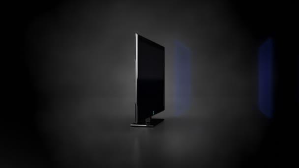 prázdná obrazovka 3d tv