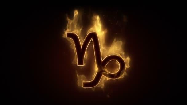 Steinbock Horoskop-Zeichen