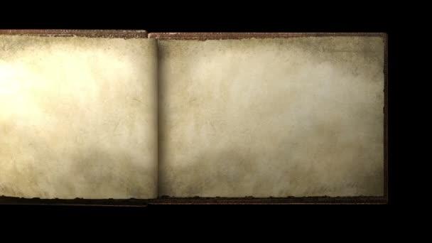 starověká kniha