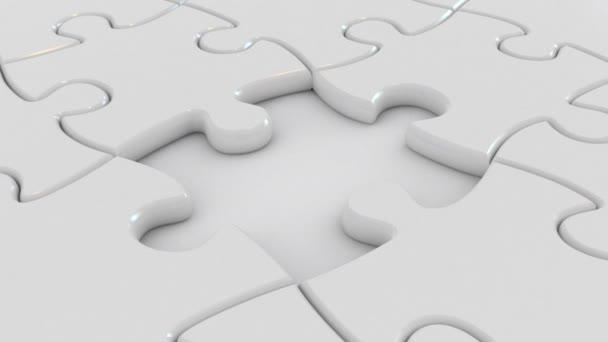 Obchodní řešení puzzle