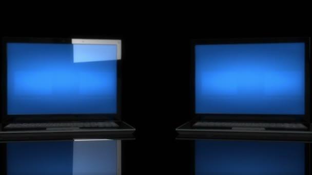 laptopok megfordul