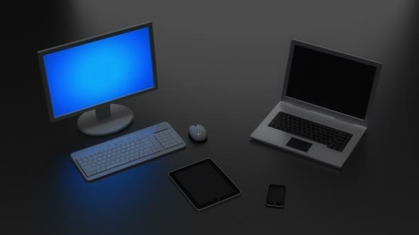 Připojení digitálních zařízení