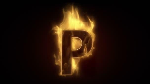 égő tüzes levél p