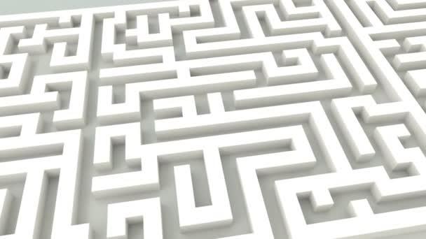 Úspěch v labyrintu