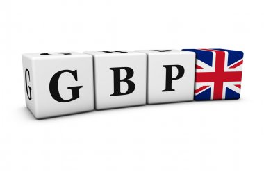 UK Pound British Currency Code GBP
