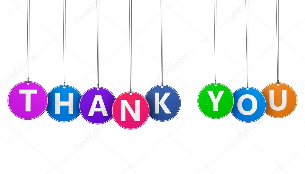 Thank You Sign Concept — Stock Photo © NiroDesign #58885005
