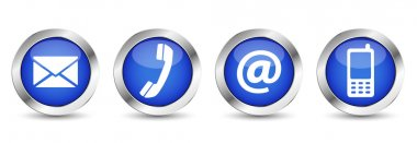 Web Contact Us Buttons