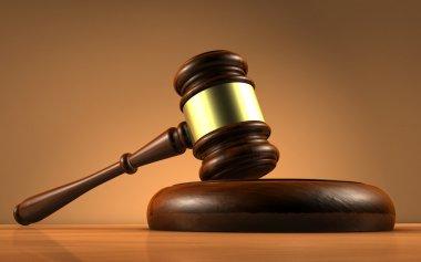 Judge Law And Justice Symbol