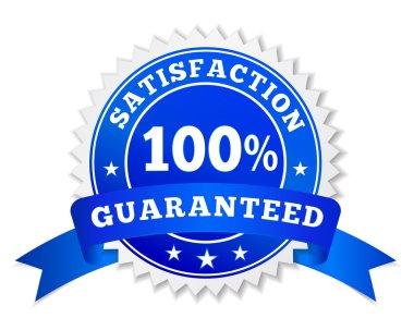 Satisfaction Guaranteed Blue Badge