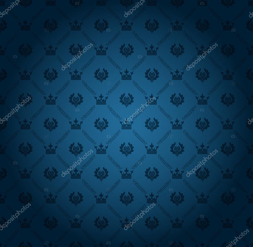 Wallpaper Blau Home Design Ideas