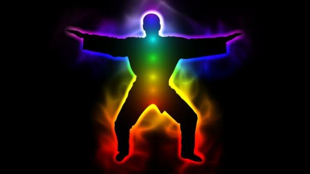 Master s aura a čakry - taichi kungfu, judo, karate, taekwondo