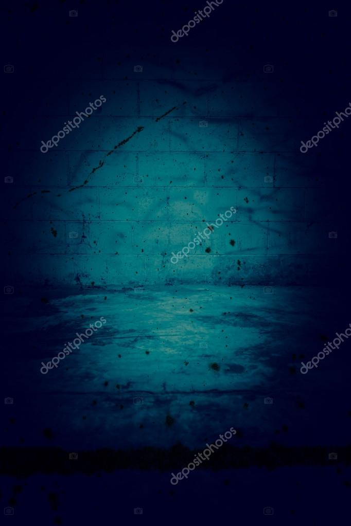 horror background of dark room for halloween concept and movie poster project stock photo