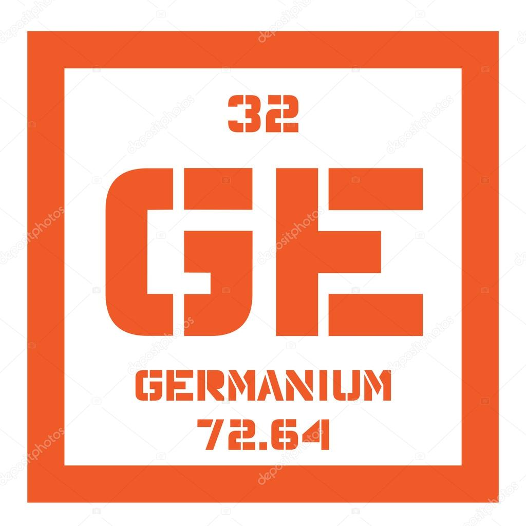 Elemento qumico germanio vector de stock lkeskinen0 124555140 elemento qumico germanio vector de stock urtaz Gallery