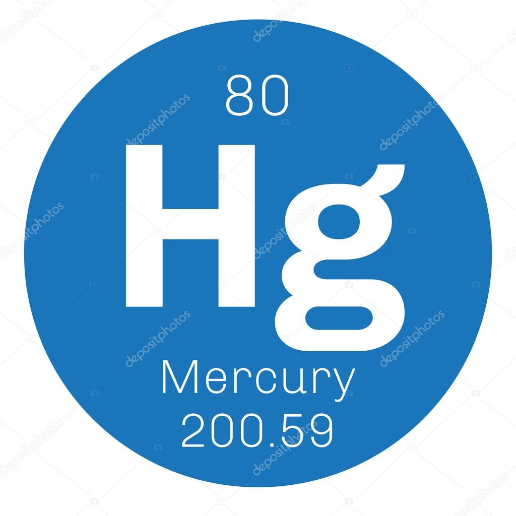Mercury chemical element stock vector lkeskinen0 124555546 mercury chemical element commonly known as quicksilver colored icon with atomic number and atomic weight chemical element of periodic table buycottarizona Gallery