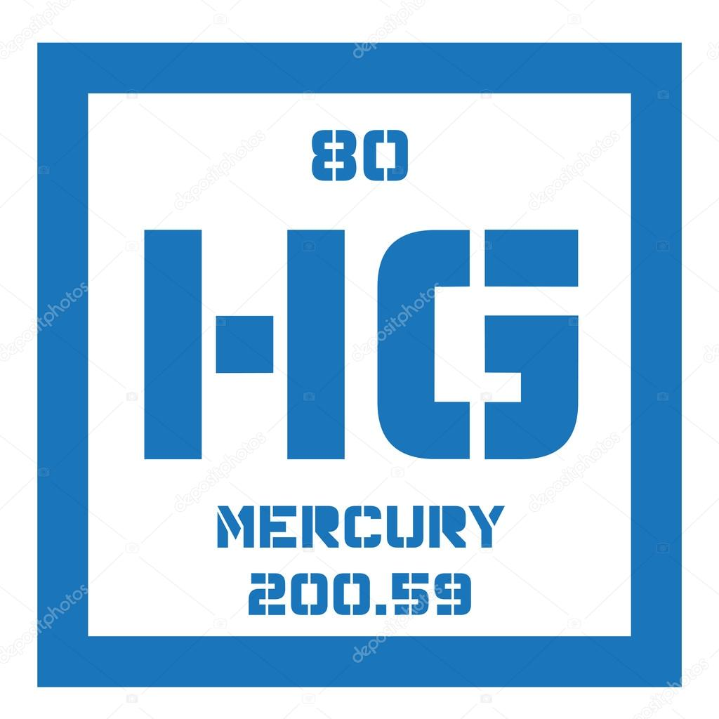 Mercury chemical element stock vector lkeskinen0 124555550 mercury chemical element commonly known as quicksilver colored icon with atomic number and atomic weight chemical element of periodic table buycottarizona Gallery