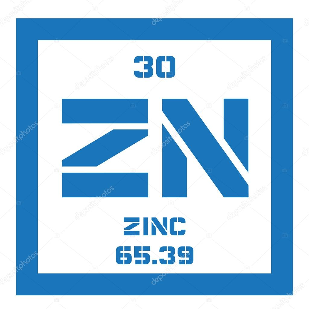 Elemento qumico del cinc archivo imgenes vectoriales zinc chemical element common element on earth colored icon with atomic number and atomic weight chemical element of periodic table gamestrikefo Image collections