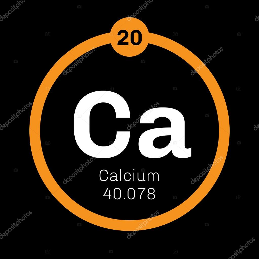 Calcium chemical element stock vector lkeskinen0 124555996 calcium chemical element stock vector 124555996 buycottarizona Image collections