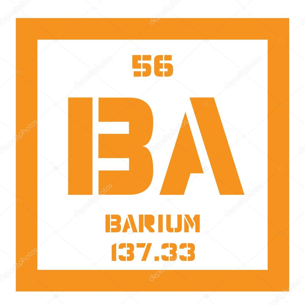 an overview of the characteristics of barium a chemical element In chemistry, the formula weight is a quantity computed by multiplying the atomic weight (in atomic mass units) of each element in a finding molar mass starts with units of grams per mole (g/mol) when calculating molecular weight of a chemical compound, it tells us how many grams are in one.