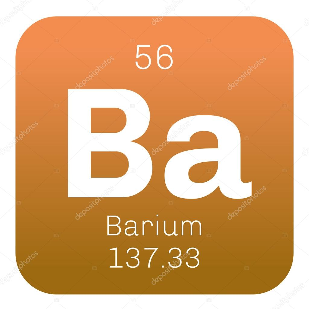 Barium chemical element stock vector lkeskinen0 124556052 barium chemical element an alkaline earth metal colored icon with atomic number and atomic weight chemical element of periodic table biocorpaavc Images
