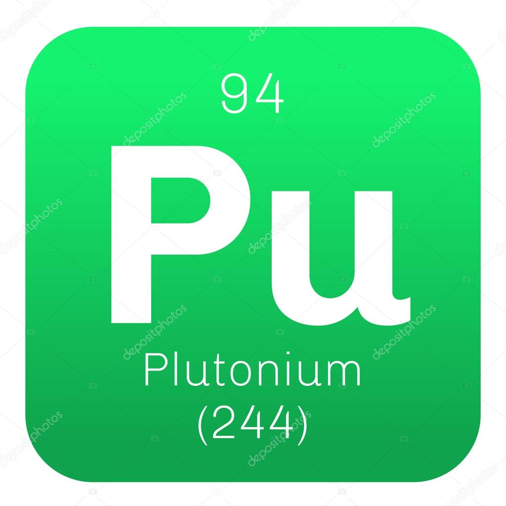 Plutonium chemical element stock vector lkeskinen0 124556426 plutonium chemical element stock vector biocorpaavc Image collections