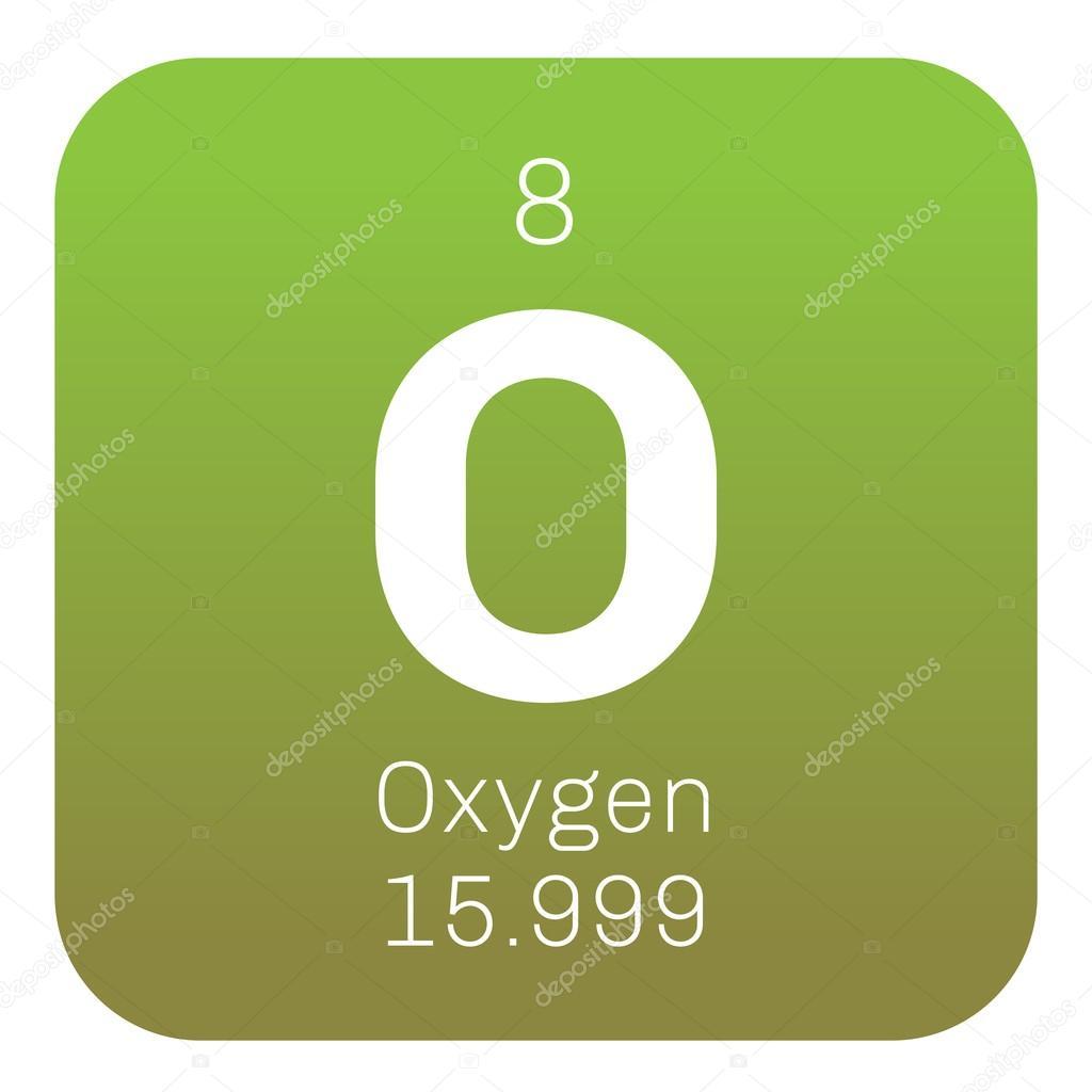 Oxygen chemical element stock vector lkeskinen0 124556686 oxygen chemical element stock vector biocorpaavc Images
