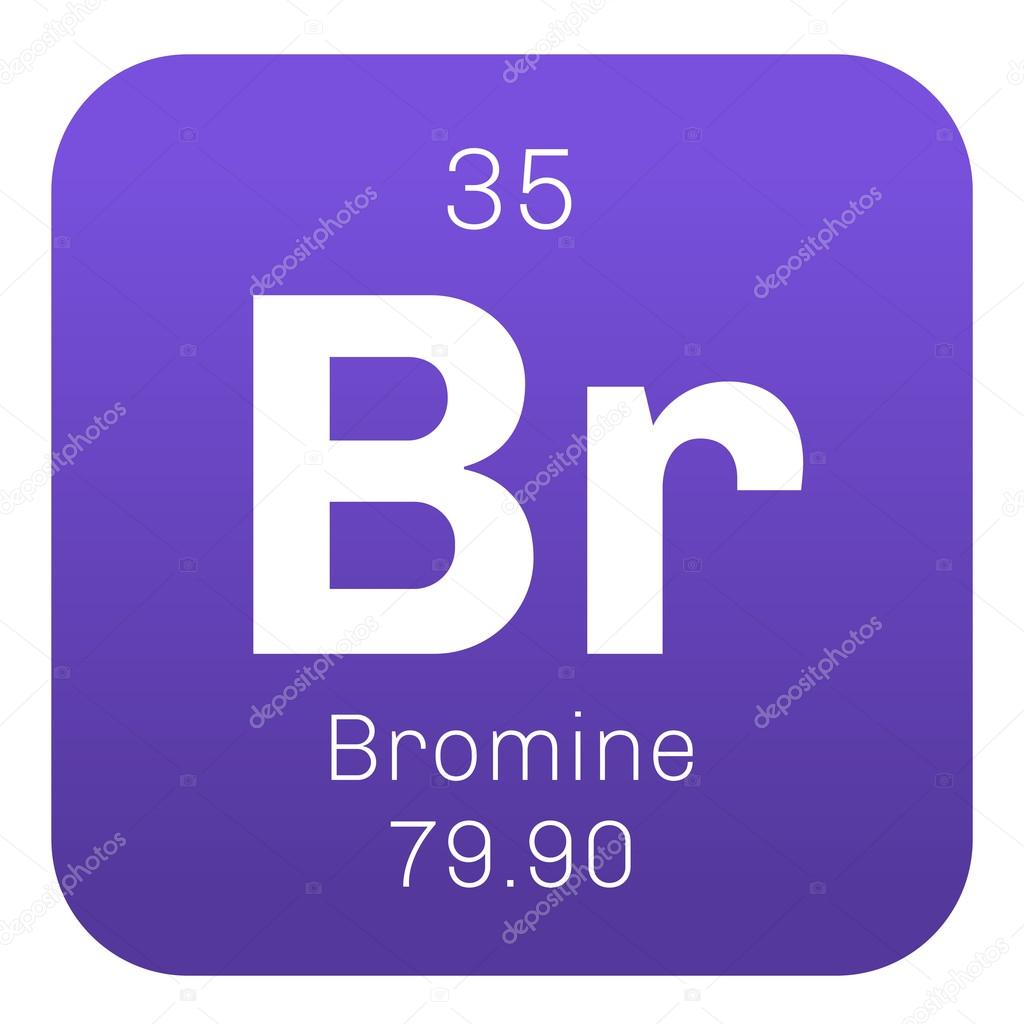 Bromine chemical element stock vector lkeskinen0 124556786 bromine chemical element stock vector biocorpaavc