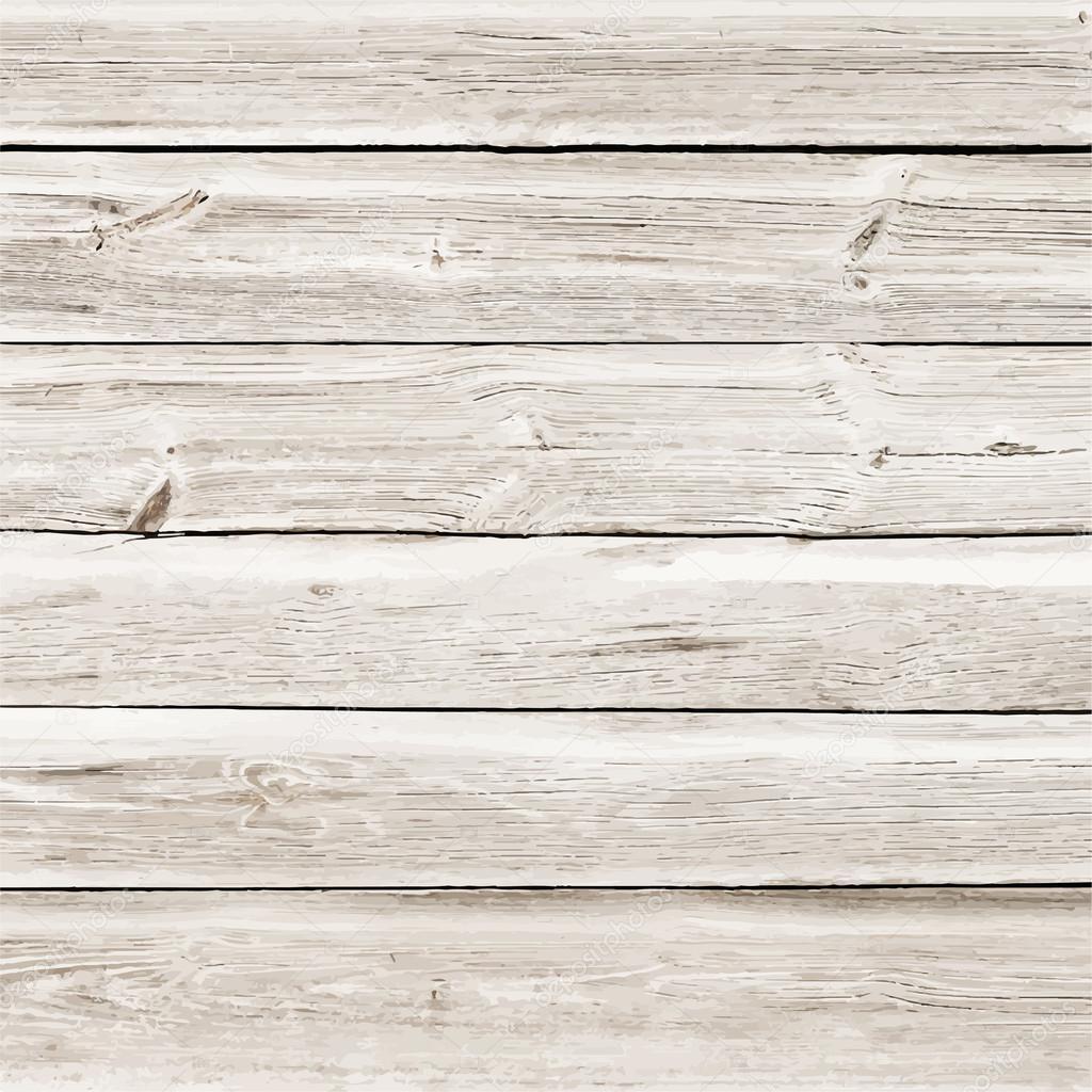 수평 판자 또는 테이블, 바닥 표면 빛 나무 텍스처. 벡터 ...