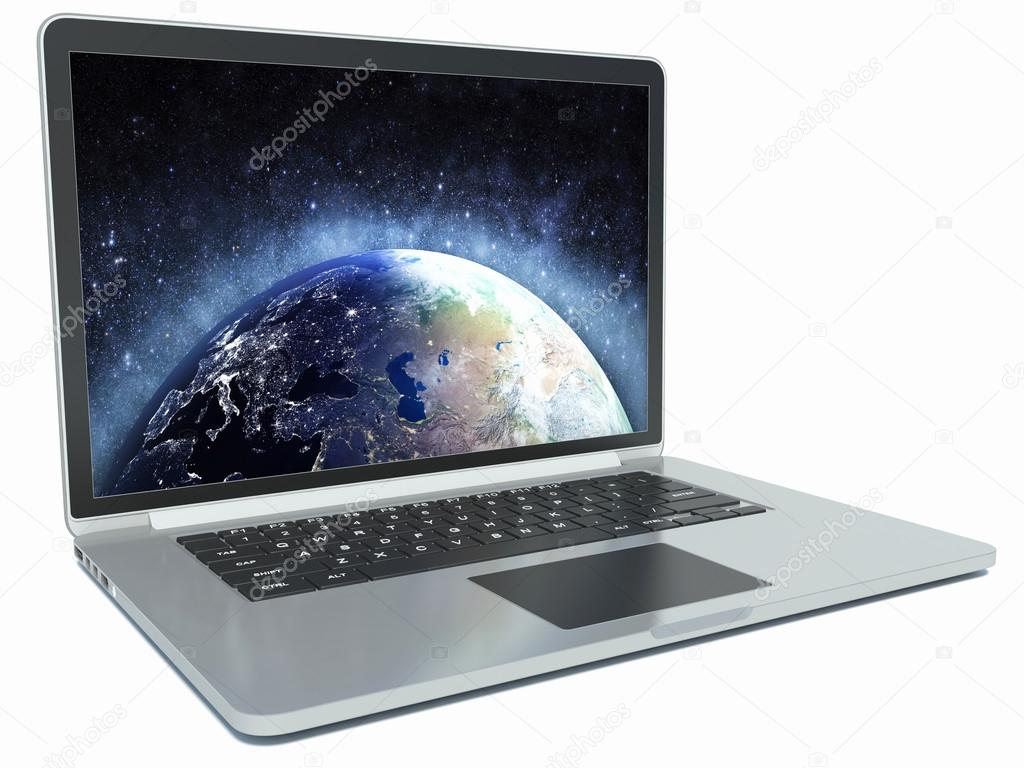 заставка ноутбук