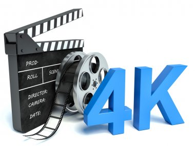 4K ultra high definition television technology