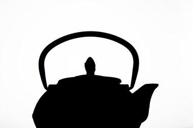 China teapot black