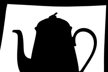 Tea symbols concept