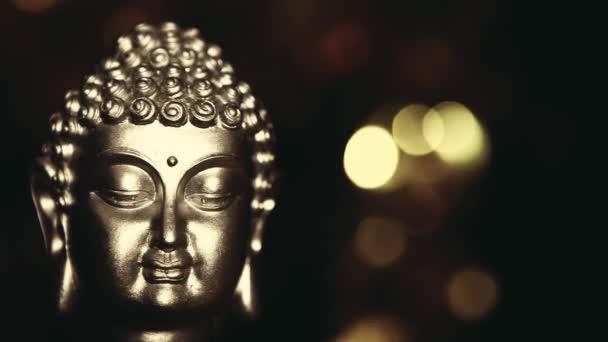 felvétel buddha sötét háttér