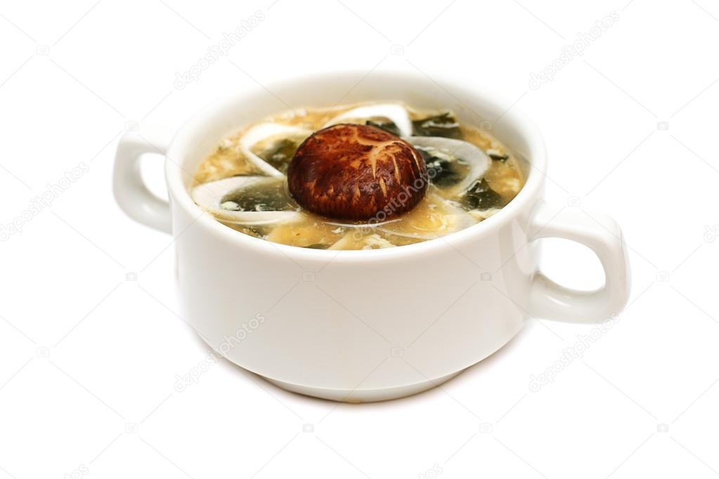 Gourmet food japanese cuisine soup stock photo for Stock cuisine saint priest