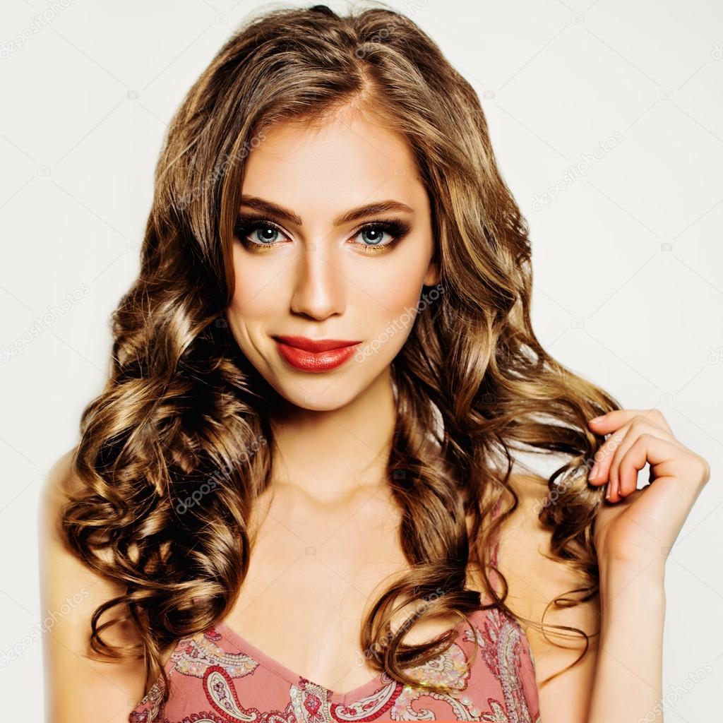 hår frisyrer för tjejer