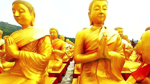 Zlatých buddhů Buddha Memorial park