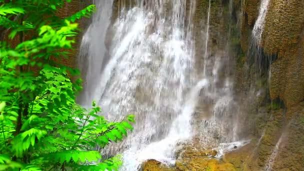 Vízesés a trópusi esőerdők