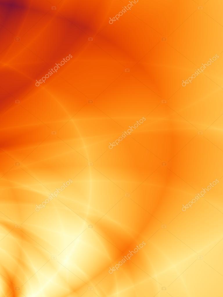 Fondo de pantalla en naranja