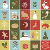 Fotografie Weihnachten-Illustrationen und Zeichen