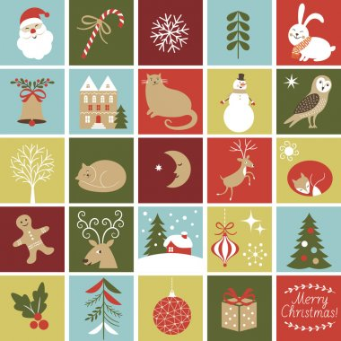 Christmas Illustrations and Characters