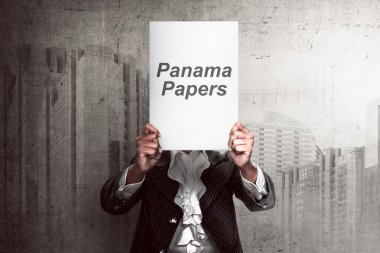 Panama Papers Concept