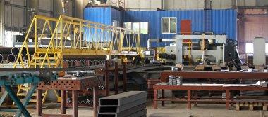 endüstriyel tesis için umutları