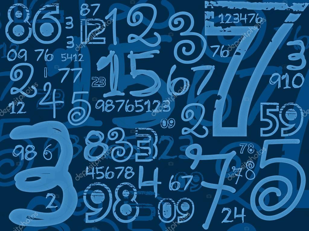 Fondo: matematicas | Fondo de Matemáticas números azules ...  Fondo: matemati...