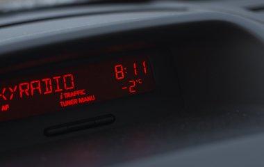 digital car radio