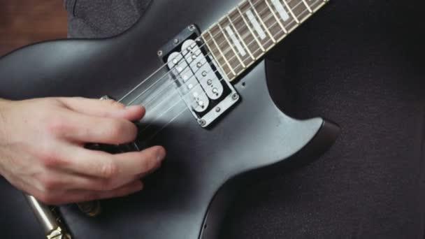 skončit Antická zpomalené elektrická kytara