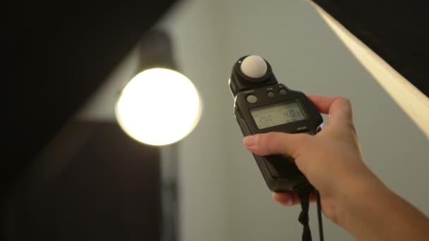 Fotografie-Studio-Beleuchtung