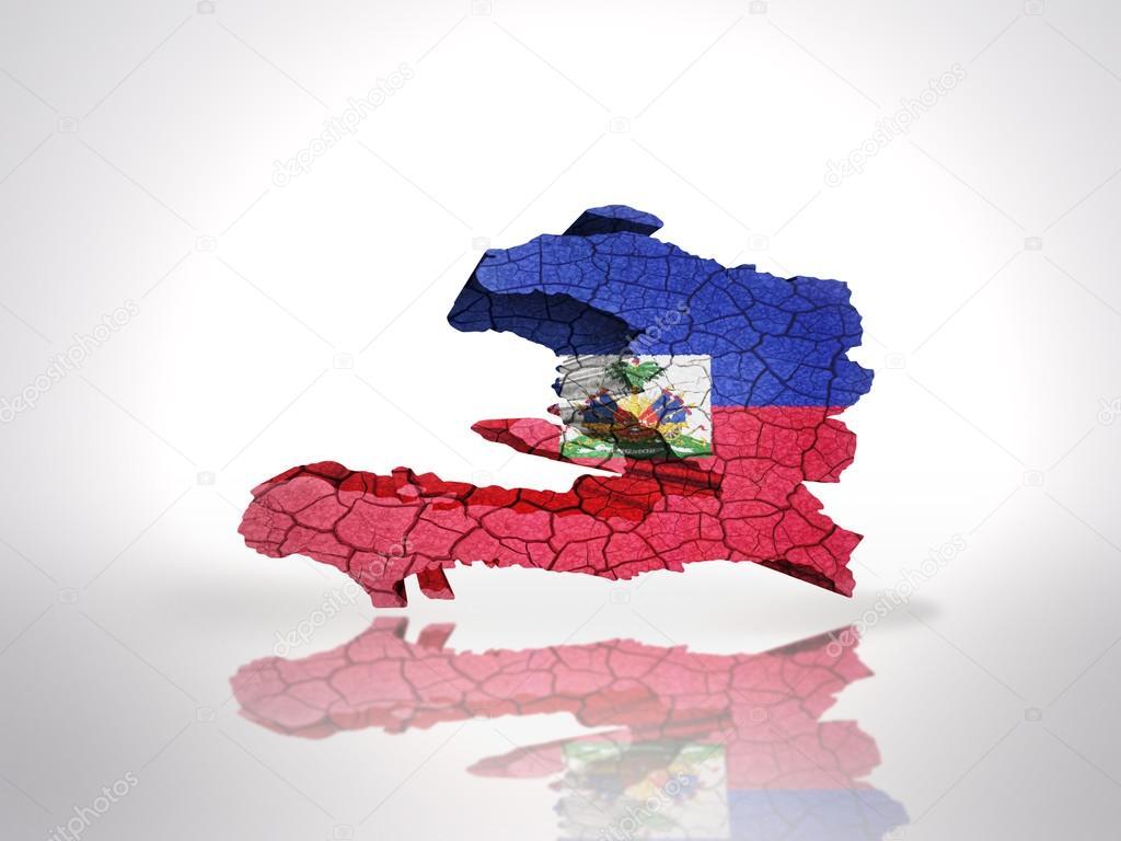 karta över haiti karta över haiti — Stockfotografi © Ruletkka #55992721 karta över haiti