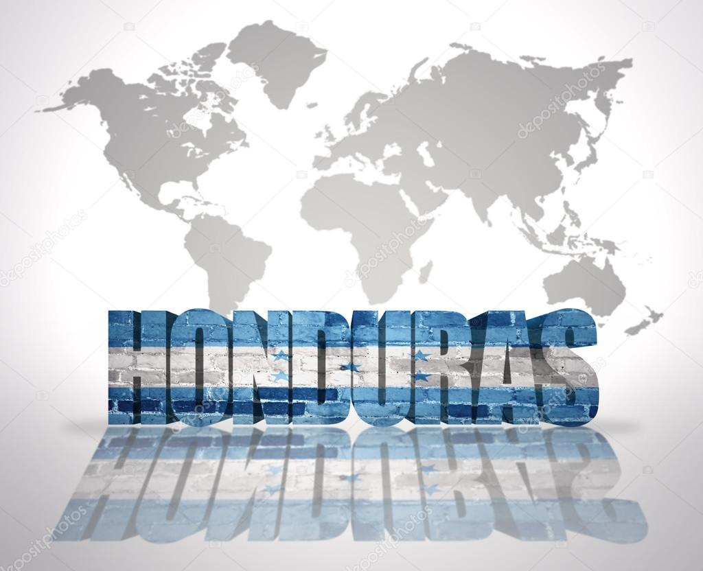 Word honduras on a world map background stock photo ruletkka word honduras on a world map background stock photo 59827245 gumiabroncs Choice Image