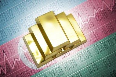 azerbaijani gold reserves