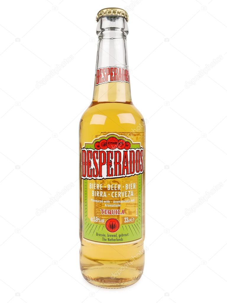 Desperados Logos Desperados Beer Bottle Stock Editorial Photo C Sewer12 100857468