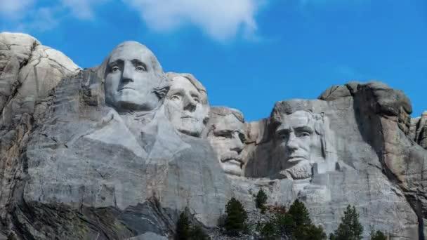 Mt Rushmore 4k Timelapse